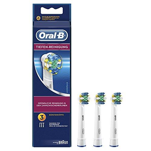 Oral-B Tiefenreinigung Aufsteckbürsten, 3 Stück